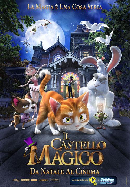 Cinema: IL CASTELLO MAGICO